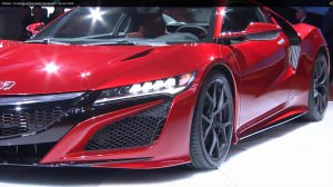 2016 Acura NSX World Premier 36