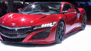 2016 Acura NSX World Premier 38