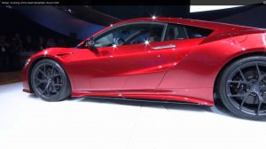 2016 Acura NSX World Premier 4