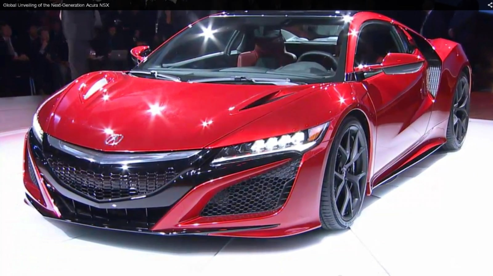 2016 acura nsx. Black Bedroom Furniture Sets. Home Design Ideas