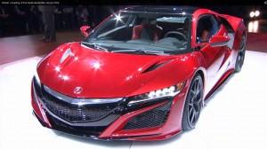 2016 Acura NSX World Premier 42