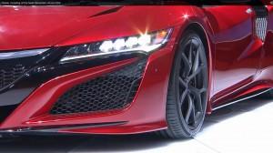 2016 Acura NSX World Premier 45