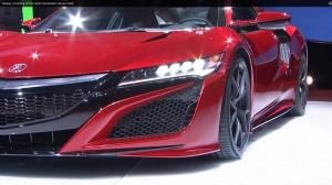 2016 Acura NSX World Premier 47