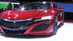 2016 Acura NSX World Premier 49