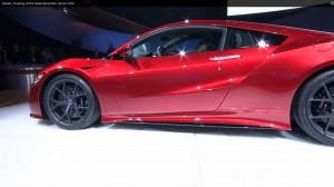 2016 Acura NSX World Premier 5