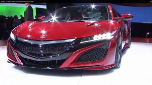 2016 Acura NSX World Premier 50