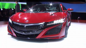 2016 Acura NSX World Premier 51