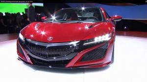 2016 Acura NSX World Premier 52