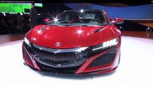 2016 Acura NSX World Premier 53