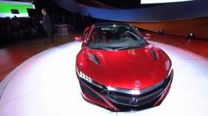 2016 Acura NSX World Premier 55