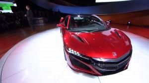 2016 Acura NSX World Premier 57