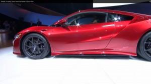 2016 Acura NSX World Premier 7