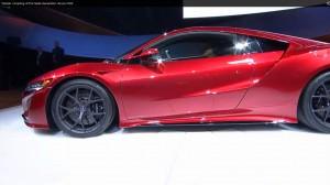2016 Acura NSX World Premier 8