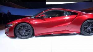 2016 Acura NSX World Premier 9