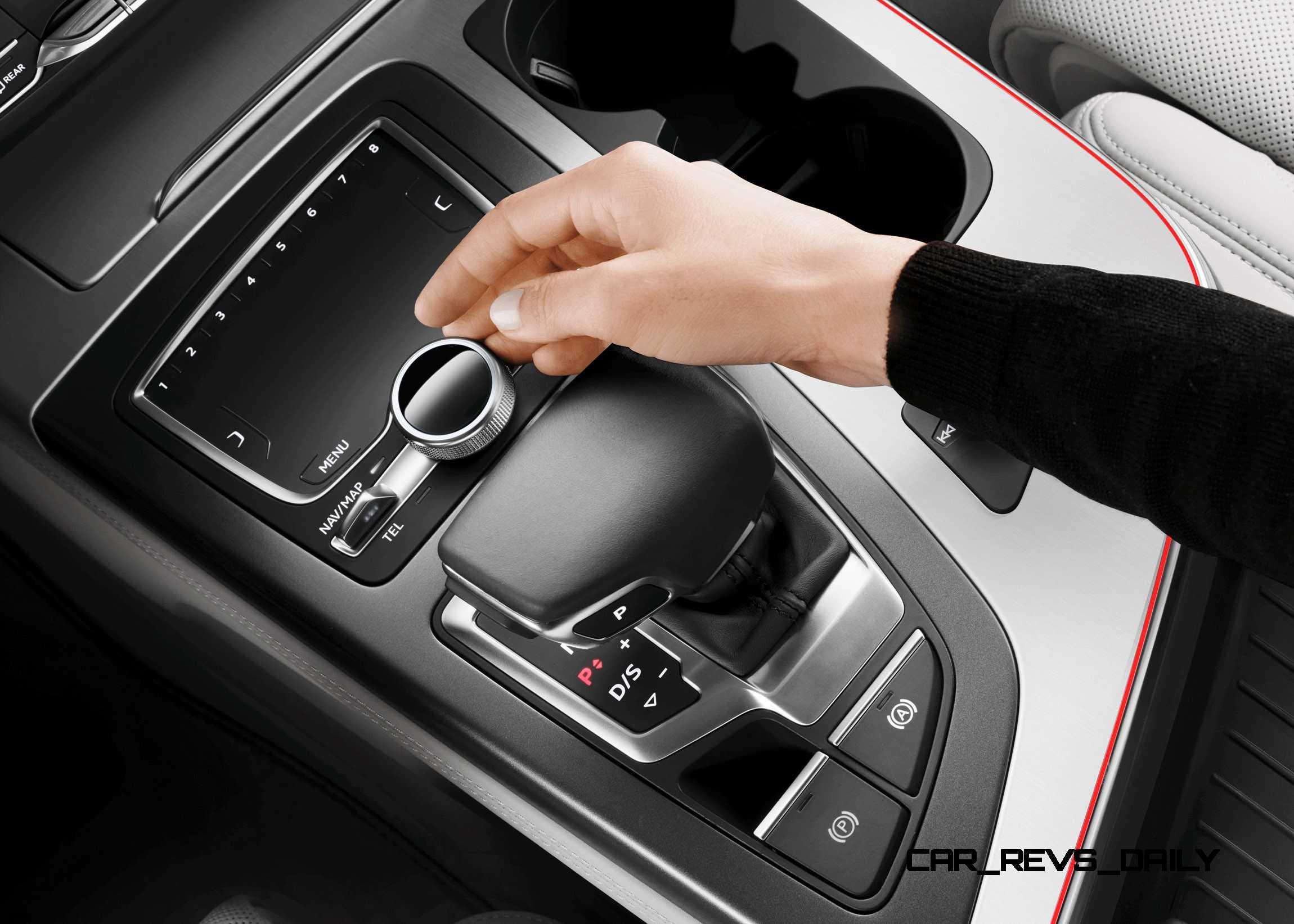 2016 Audi Q7 Cabin Tech