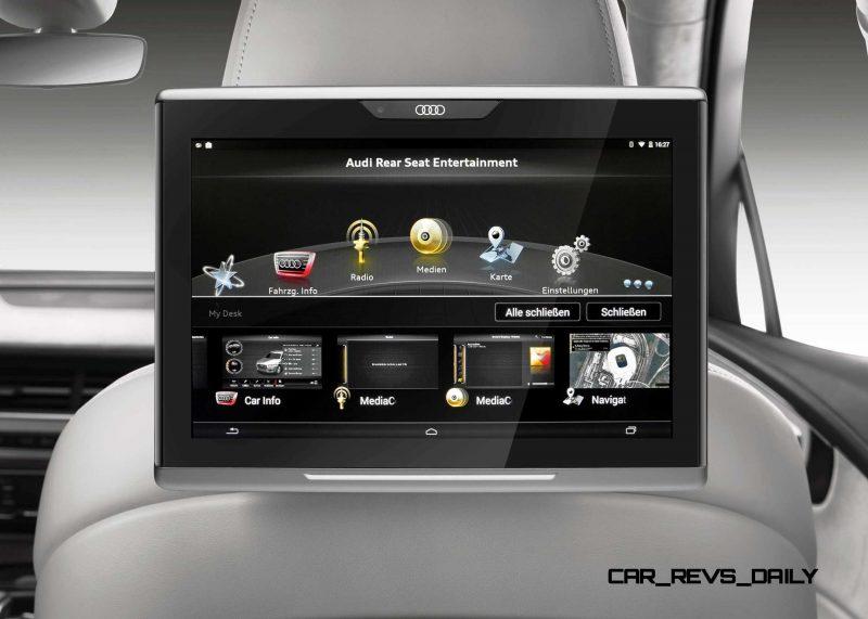 2016 Audi Q7 Cabin Tech 15