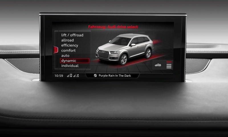 2016 Audi Q7 Cabin Tech 16