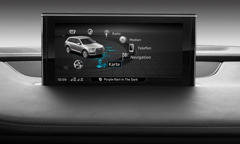 2016 Audi Q7 Cabin Tech 17