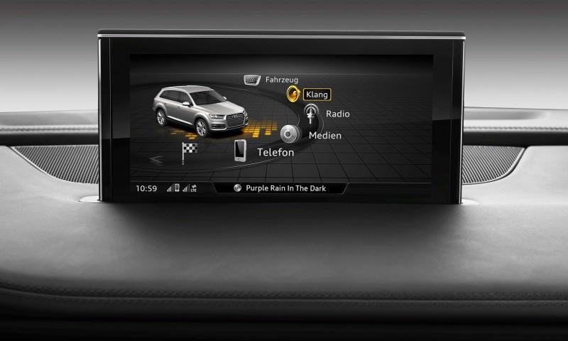 2016 Audi Q7 Cabin Tech 18