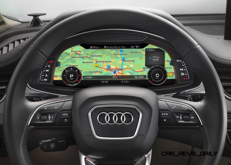 2016 Audi Q7 Cabin Tech 25