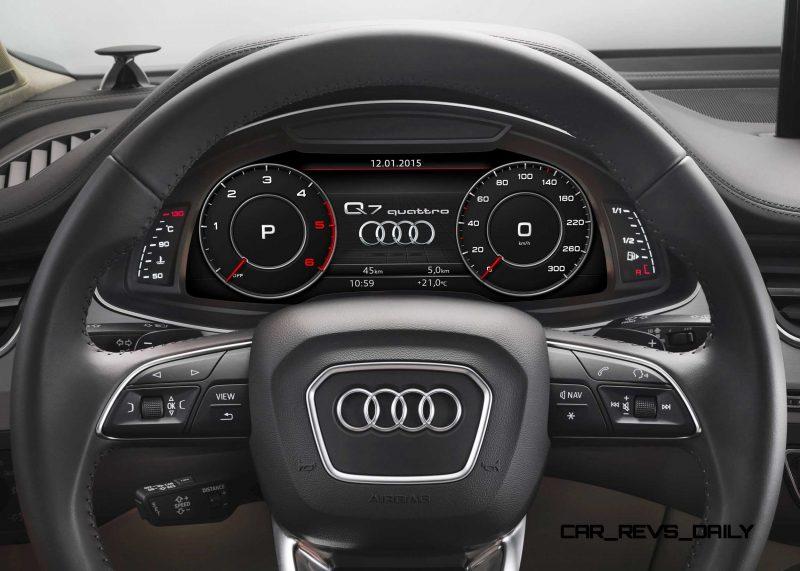 2016 Audi Q7 Cabin Tech 26