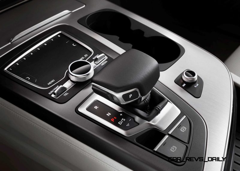 2016 Audi Q7 Cabin Tech 6