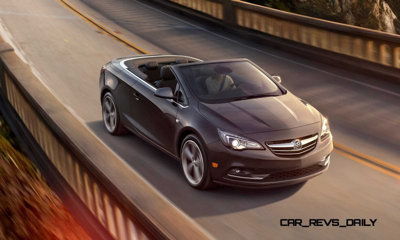 2016 Buick Cascada Convertible Is Official 75 Images