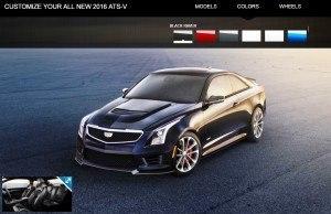 2016 Cadillac ATS-V - Colors and Wheels Preview 18