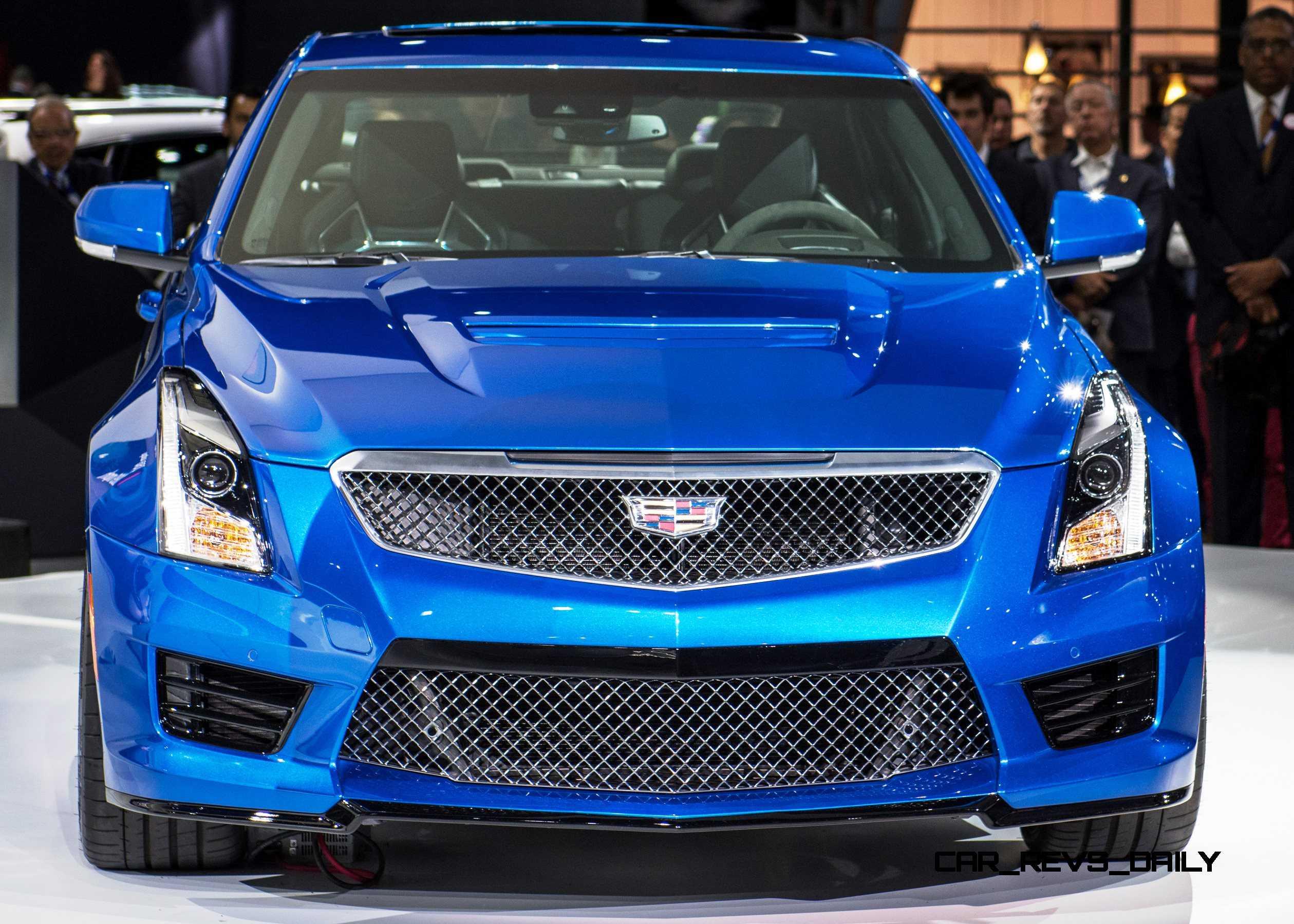 Cadillac Ats V Coupe >> 2016 Cadillac ATS-V