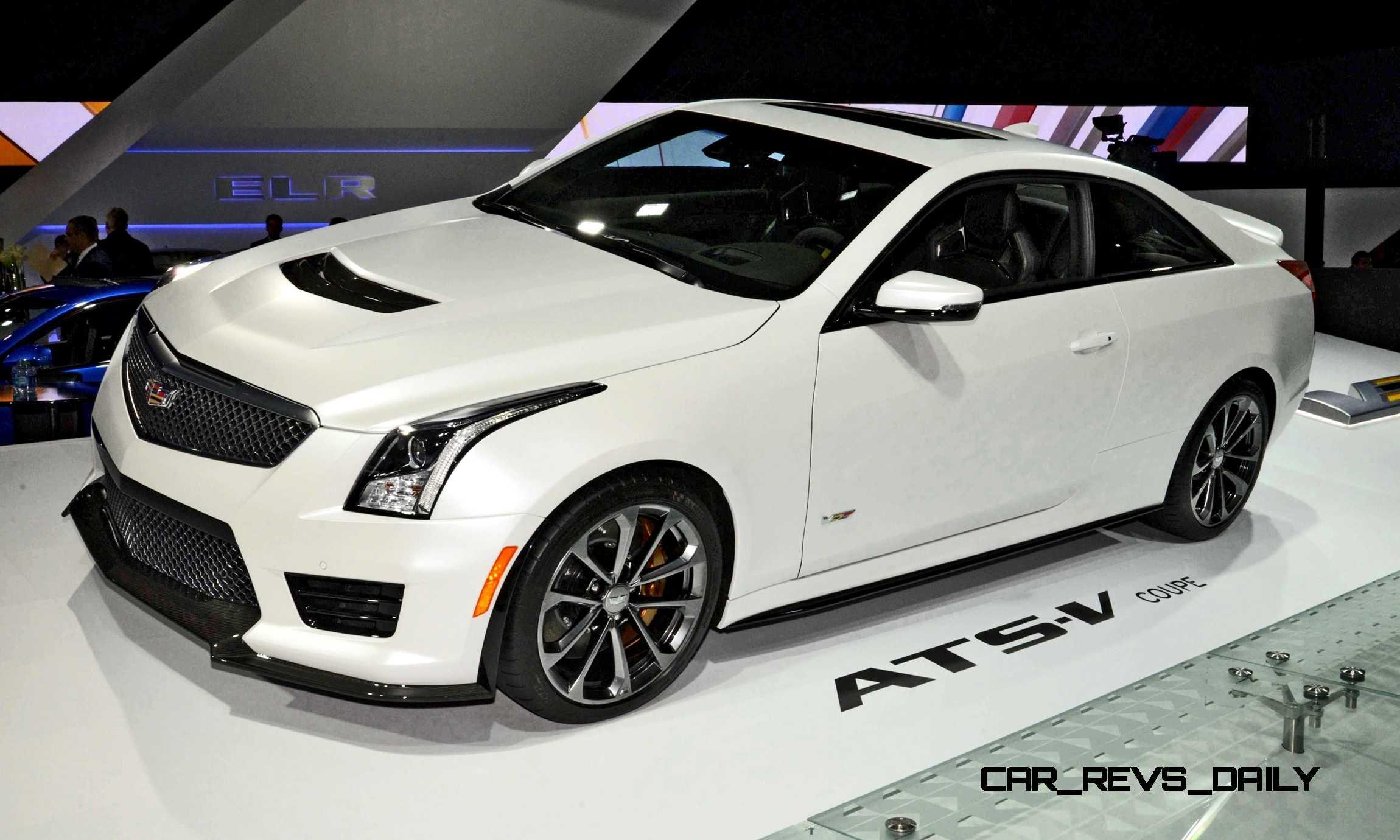 Cadillac Ats V >> 2016 Cadillac CT6