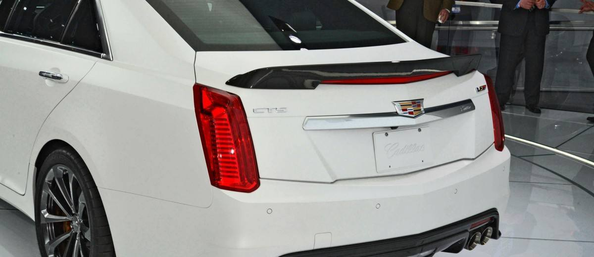2016 Cadillac CTS-V and ATS-V NAIAS 10 copy
