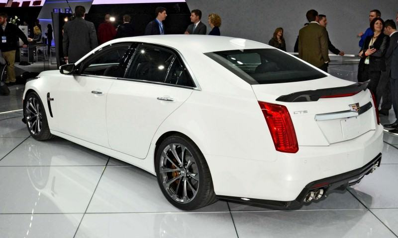 2016 Cadillac CTS-V and ATS-V NAIAS 2 copy