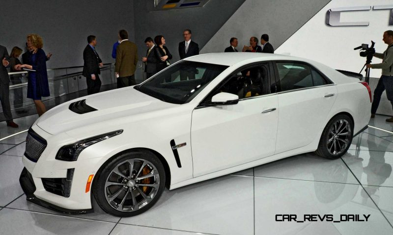 2016 Cadillac CTS-V and ATS-V NAIAS 4 copy