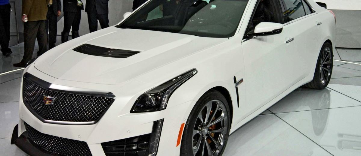 2016 Cadillac CTS-V and ATS-V NAIAS 5 copy