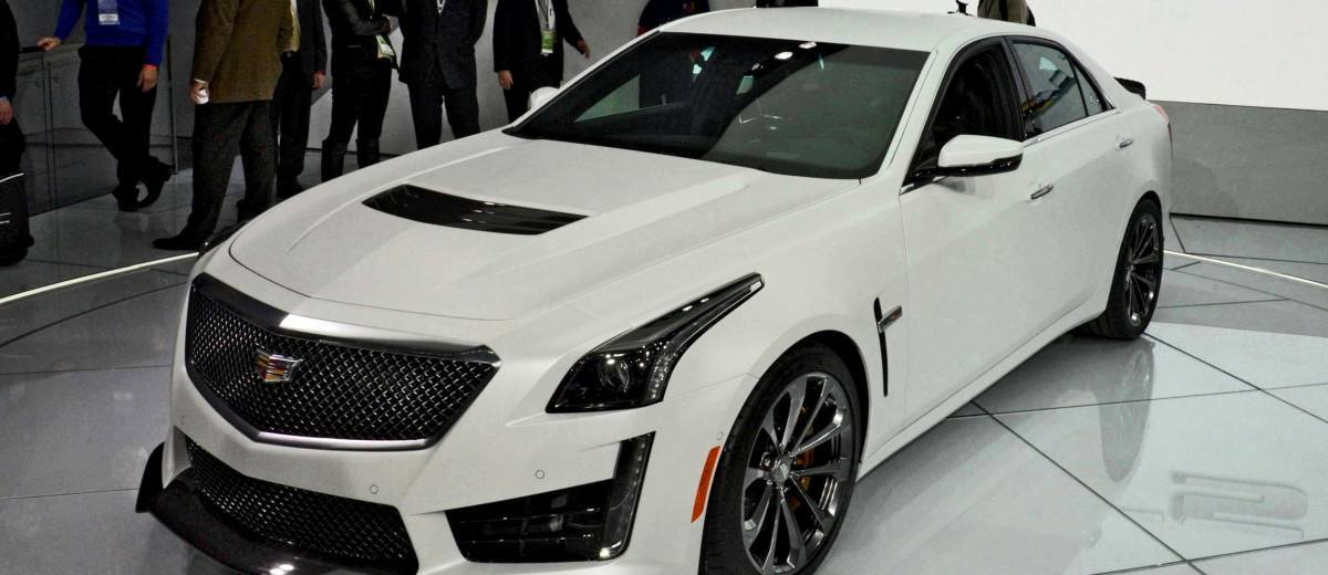 2016 Cadillac CTS-V and ATS-V NAIAS 6 copy