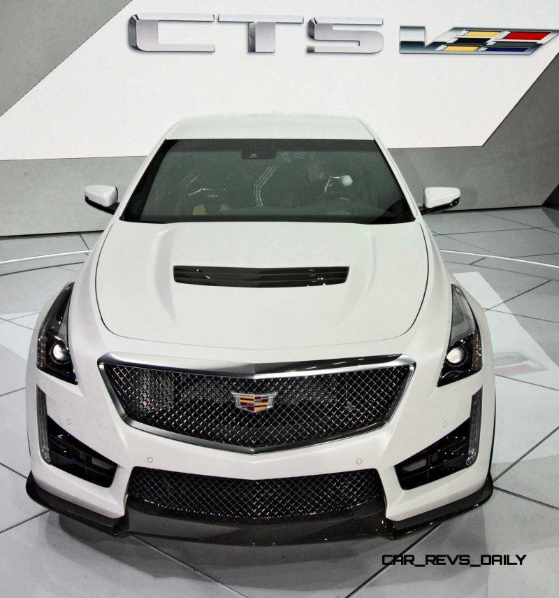 Cadillac Cts V And Ats V Naias Copy X