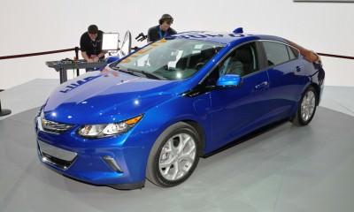2016 Chevrolet Volt 2