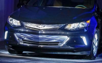 Chevrolet Offers Sneak Peek At Next-Gen Chevy Volt