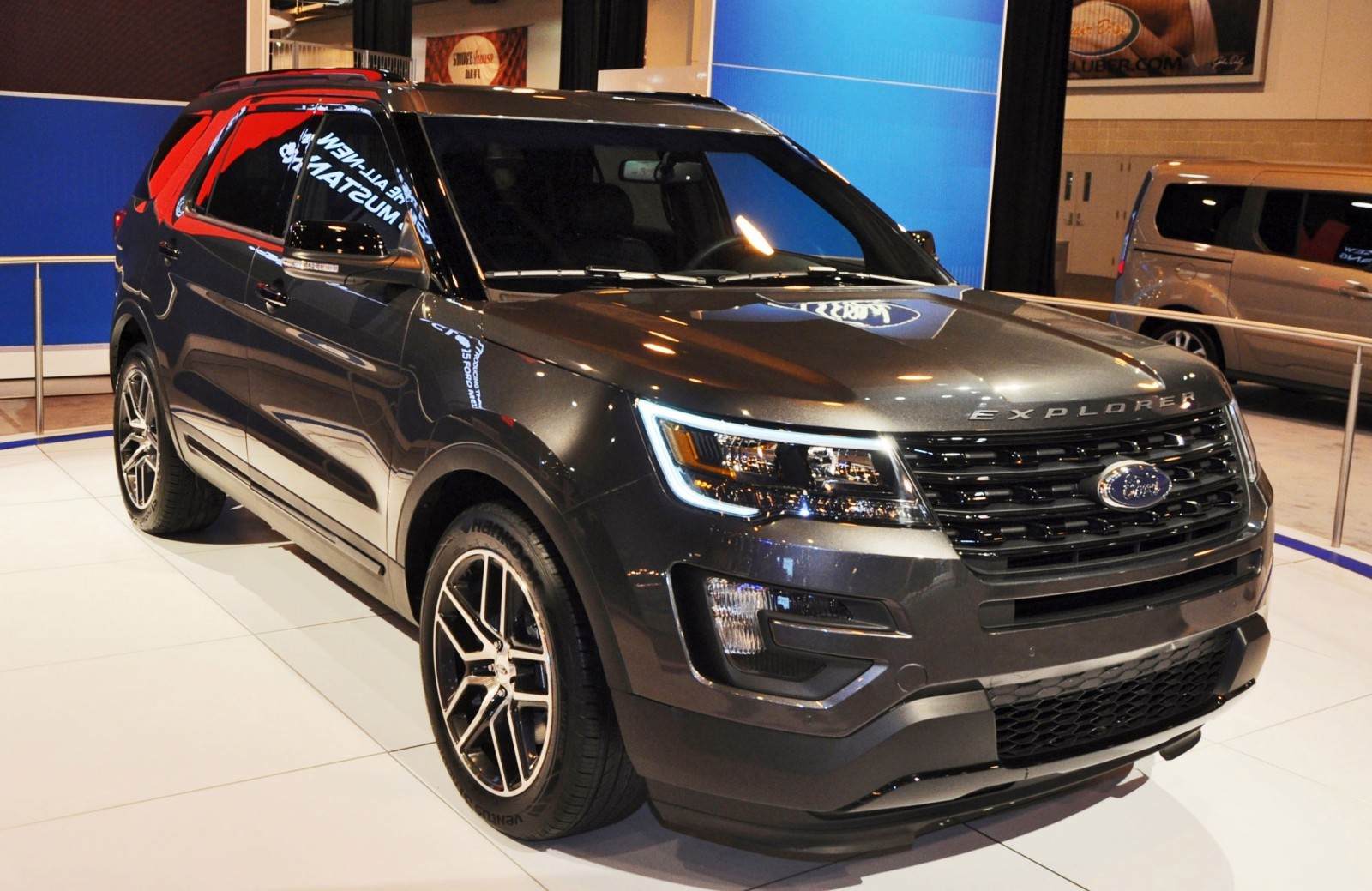 2016 ford explorer sport. Black Bedroom Furniture Sets. Home Design Ideas