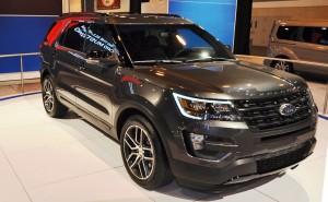 2016 Ford Explorer Sport 11