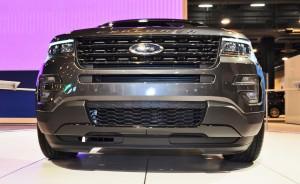 2016 Ford Explorer Sport 14