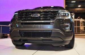 2016 Ford Explorer Sport 15