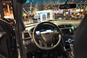 2016 Ford Explorer Sport 22