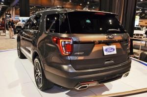 2016 Ford Explorer Sport 26