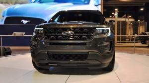 2016 Ford Explorer Sport 3
