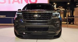 2016 Ford Explorer Sport 4