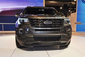 2016 Ford Explorer Sport 6