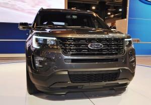 2016 Ford Explorer Sport 7