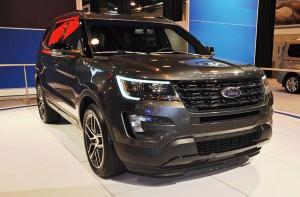 2016 Ford Explorer Sport 9