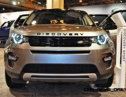 2016 Land Rover Discover Sport HSE – Full Design Analysis + Letter Grade Scores